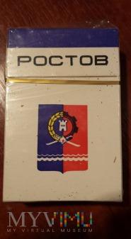 Papierosy ROSTOW ZSRR