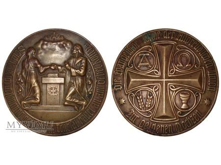 Złote Gody medal niemiecki 1922