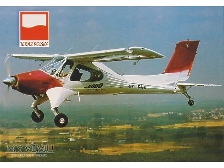 PZL 104M Wilga 2000, SP-PHG