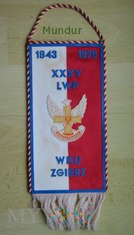 Proporczyk - WKU Zgierz