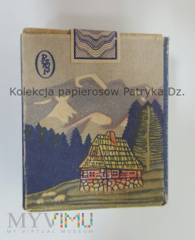 Papierosy GIEWONT 1965 rok cena 4,60