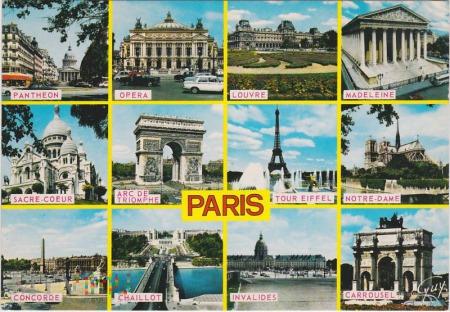 Duże zdjęcie Paris