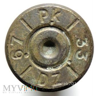 Łuska 7,92 x 57 Mauser Pk/33/DZ/67/