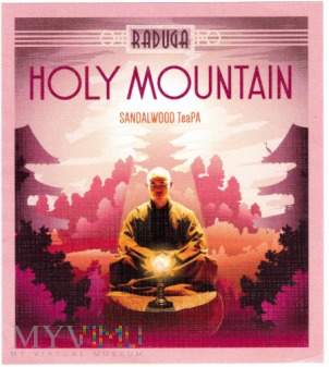 Raduga, HOLY MOUNTAIN