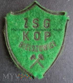 Duże zdjęcie Tarcza Szkolna ZSG Kopalnia Bielszowice