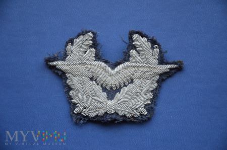 Bundeswehra: oznaka haftowana na czapkę Luftwaffe