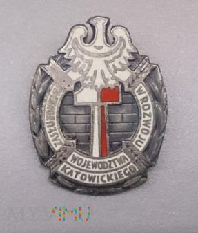 Duże zdjęcie Zasłużonemu w Rozwoju Województwa Katowickiego