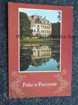 PSZCZYNA Pałac z lat 1743-1767 (arch.Christian Jah