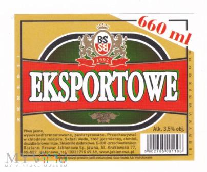 Duże zdjęcie Jabłonowo, eksportowe