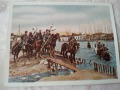 przeprawa kawalerii przez rzekę