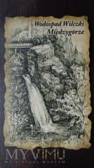 Międzygórze Wodospad Wilczki