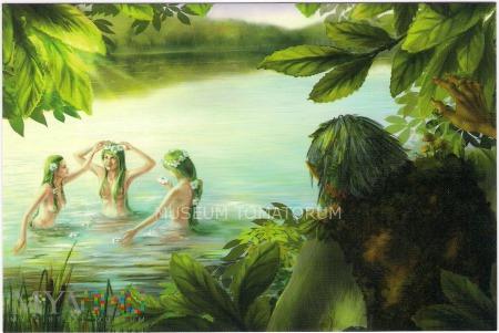 Vorobyeva - Taniec nimf - Leśne jezioro