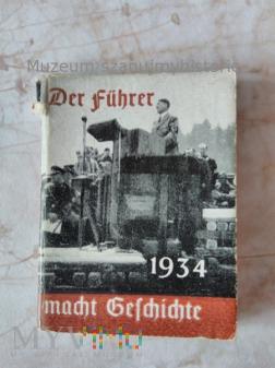 KWHW Der Führer macht Geschichte - 1934