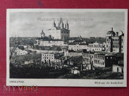 List niemieckiego żołnierza ze Smoleńska