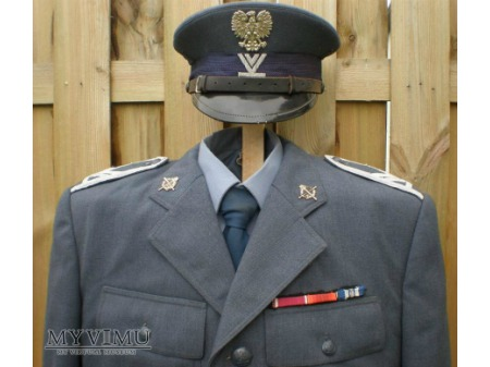 Funkcjonariusz Służby Więziennej