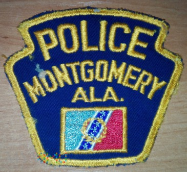 Montgomery policja