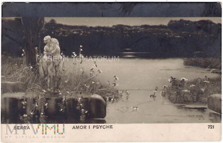 Serra - Amor i Psyche - pocz. XX w.