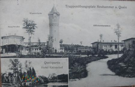 Kartka pocztowa Neuhammer a. Queis Świętoszów