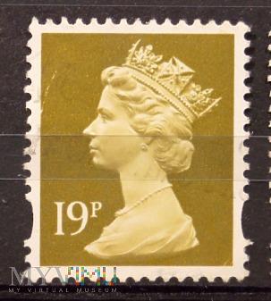 Elżbieta II, GB 1528