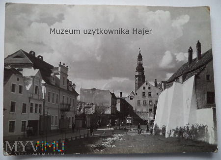 BOLESŁAWIEC - Fragment miasta
