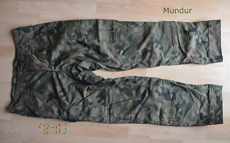 Spodnie munduru polowego letniego wz 124L/MON