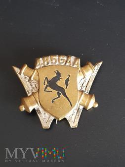 Odznaka 485 Grupy Artylerii Przeciwlotniczej