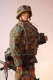 "Oberfeldwebel z Division ""Hermann Göring"""