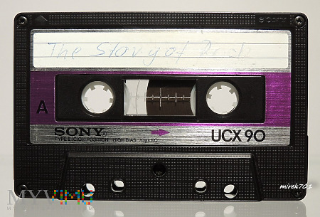 Sony UCX 90 kaseta magnetofonowa