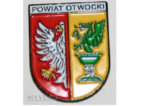 Duże zdjęcie Znaczek - Powiat Otwocki