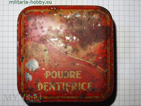 Proszek do zębów Poudre Dentifrice