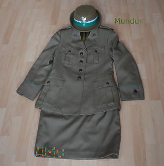 Mundur wyjściowy Straży Granicznej - Modus