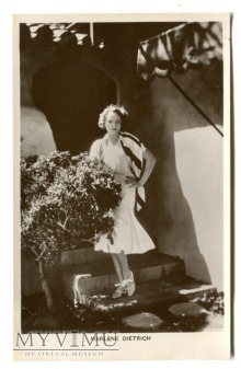 Duże zdjęcie Marlene Dietrich Picturegoer nr 519