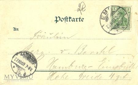 Bad Ems. Kaiser Wilhelm Gedachtniskirche