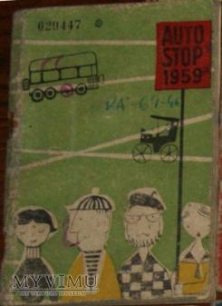 Autostop 1959