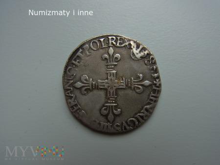 moneta z Francji