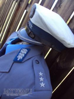 M. służbowy porucznika drogówki
