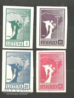 Lietuva 1990