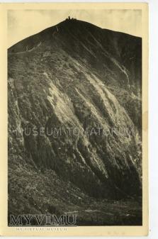 Karkonosze Śnieżka Schneekoppe  1940