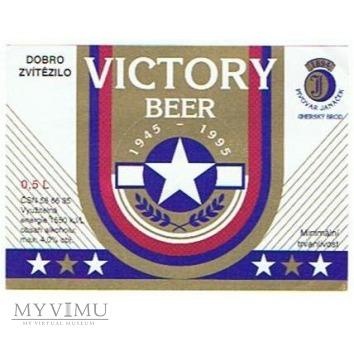 victory beer 1945-1995