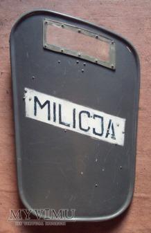 Tarcza MO wz.69 zmodyfikowana