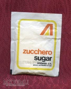 Cukier w saszetkach - Szwajcaria