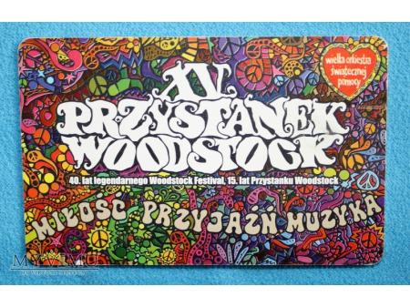 XV Przystanek Woodstock Kostrzyn 2009