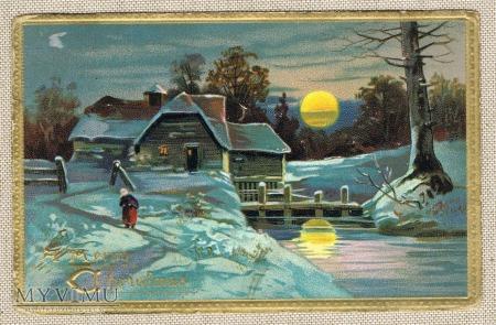 1910 Wesołych Świąt