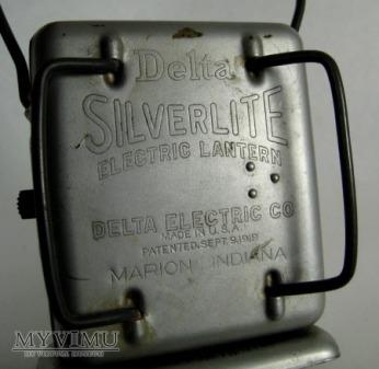 Lampa gornicza bateryjna Delta