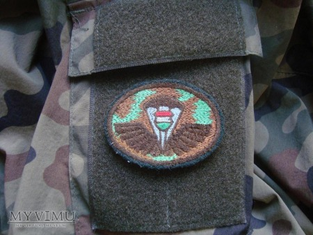 Oznaka Spadochronowa Węgierskiej Armii Ludowej