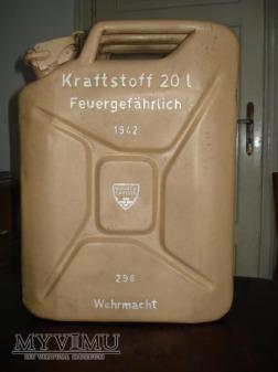 Kanister 20 L Wehrmacht Nowack Bautzen