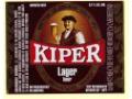 Kiper Lager beer