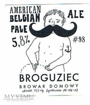 american belgian pale ale