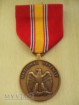 US Army: National Defense Service Medal