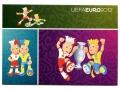 Pocztówki Promocyjne EURO 2012 Polska Ukraina